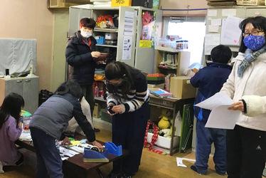 中居小放課後児童クラブ(埼玉県川口市)