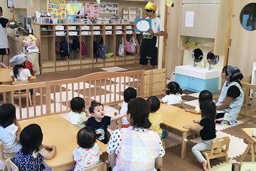 亀有サニーキッズ保育園(東京都葛飾区)