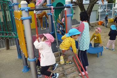 静ヶ丘保育園(福岡県福岡市東区)