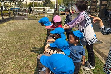 子ばと保育園(東京都江戸川区)