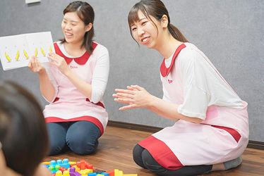 みのり保育園(福岡県古賀市)