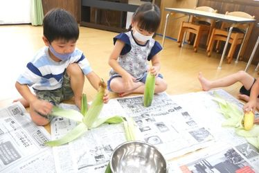 たけのこ第2保育園(東京都葛飾区)
