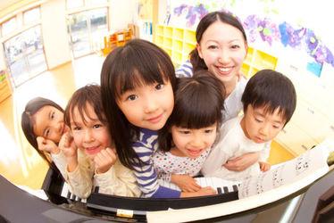 白ゆり幼稚園(群馬県桐生市)