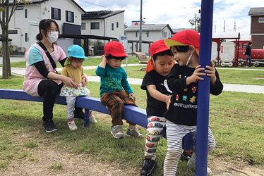 かしのき保育園(山形県天童市)