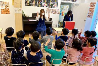 生活教育 こどもと幼児園(東京都武蔵野市)