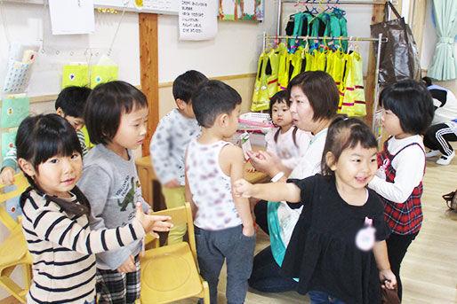 幼保連携型認定こども園三笠まつばの杜(北海道三笠市)