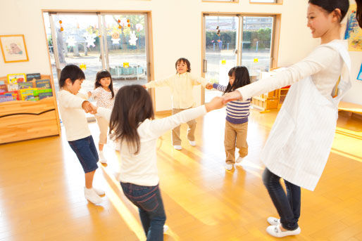 幼稚園型認定こども園 福島愛隣幼稚園・保育園(福島県福島市)