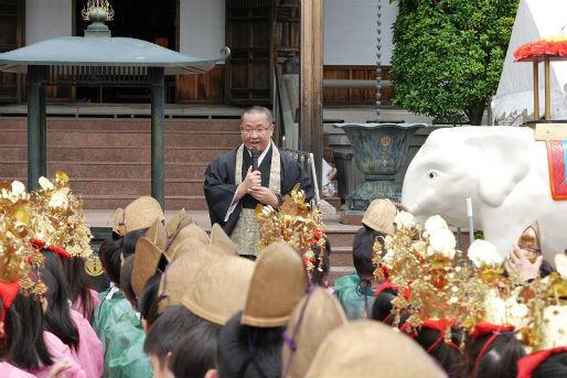 九品寺付属認定こども園(福島県いわき市)