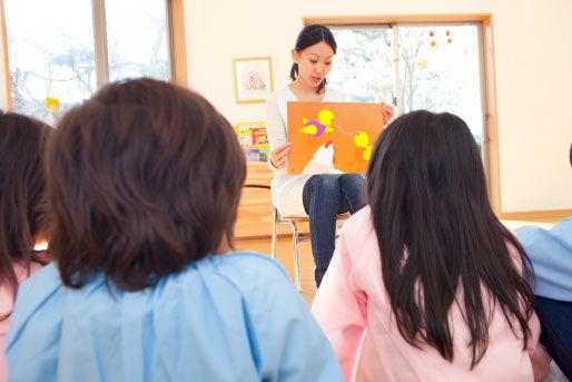 認定こども園足利いずみ幼稚園(栃木県足利市)