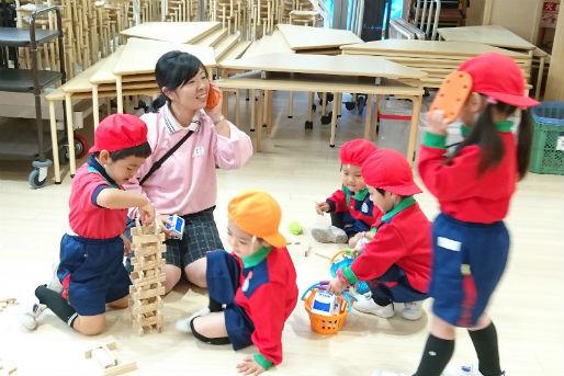 認定こども園桜美林幼稚園(埼玉県さいたま市緑区)