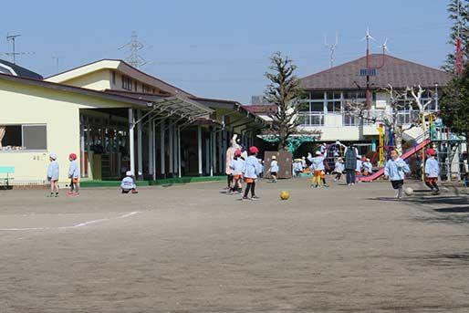 小平みどり幼稚園(東京都小平市)