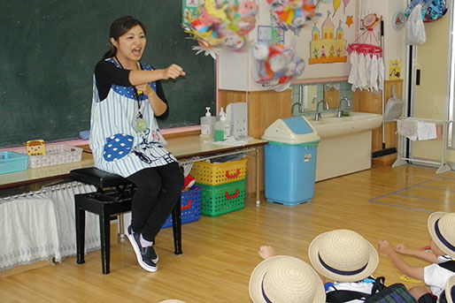 千原台まきぞの幼稚園(千葉県市原市)