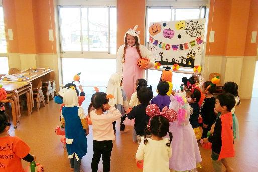 埼玉さくら幼稚園(埼玉県三郷市)