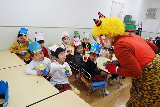 白幡幼稚園(神奈川県横浜市神奈川区)