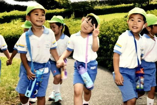 ぬるみず幼稚園(神奈川県厚木市)