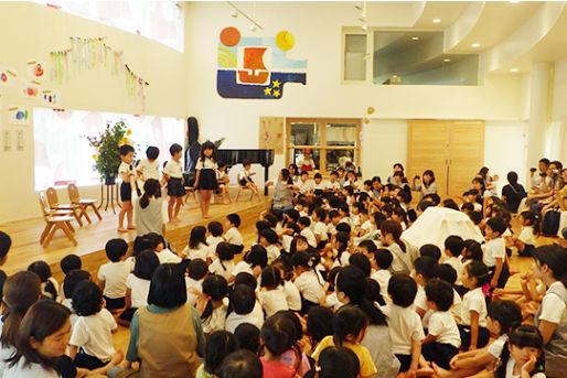 認定こども園 正和幼稚園(東京都町田市)