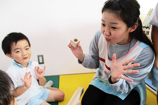 幼稚園型認定こども園 あおい幼稚園(富山県射水市)