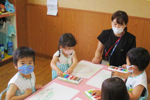 はくさん幼稚園(愛知県日進市)