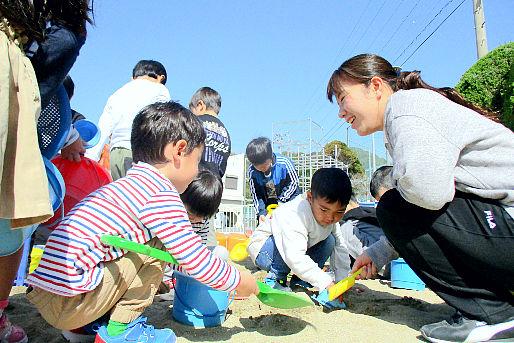 みかさの幼稚園(福岡県筑紫野市)