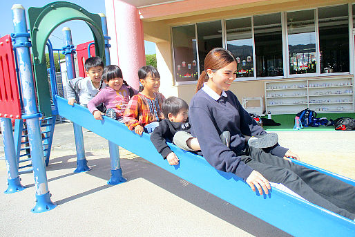 たかお幼稚園(福岡県太宰府市)