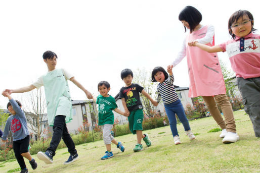 茨城県立中央病院 ひまわり保育園(茨城県笠間市)