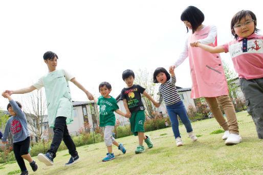 国立がん研究センター中央病院どんぐり保育園(東京都中央区)