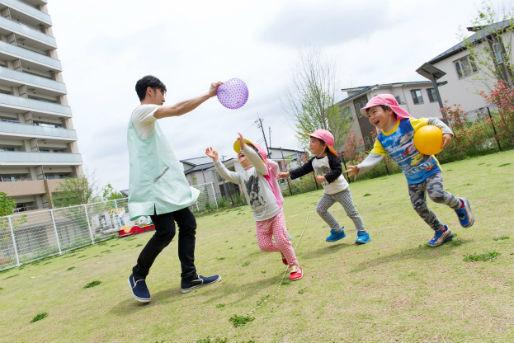 アートチャイルドケア瀬戸幡山西保育園(愛知県瀬戸市)
