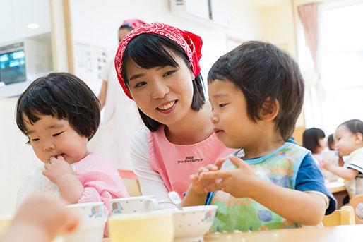 加東市民病院 院内保育所ゆめっこ(兵庫県加東市)