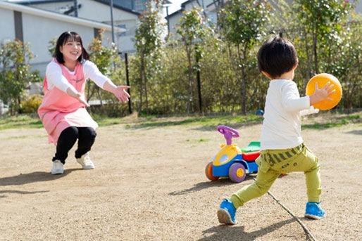 名古屋第二赤十字病院にこにこ保育園(愛知県名古屋市昭和区)