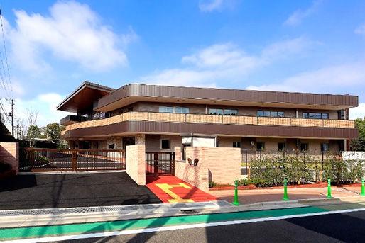 世田谷いちい保育園北ウィング(東京都世田谷区)