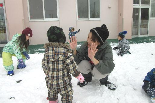 白石興正保育園(北海道札幌市白石区)