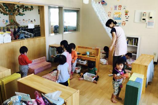 亀田認定こども園(北海道函館市)