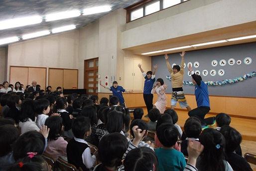 松山市立石井保育園(愛媛県松山市)
