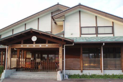 ニチイ弓庄保育所(富山県中新川郡上市町)