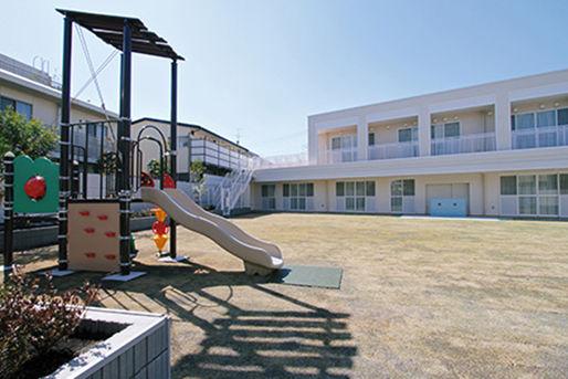 国立大学法人鳥取大学医学部附属病院すぎのこ保育所(鳥取県米子市)