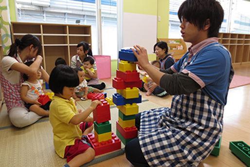 徳島県立中央病院 やまもも保育園(徳島県徳島市)