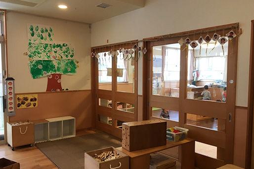 茶々いまい保育園(神奈川県川崎市中原区)