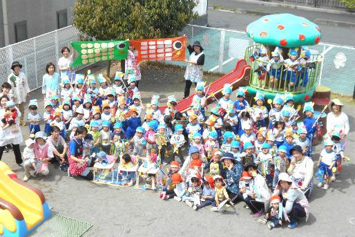かほ保育園(埼玉県吉川市)