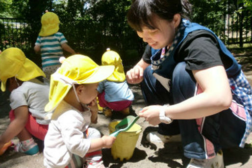 のぼりっこ保育園(神奈川県川崎市多摩区)