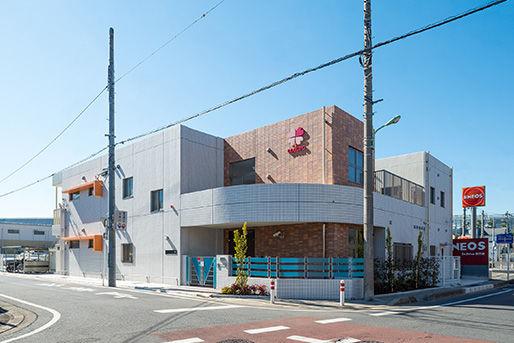 かわぐちこころ保育園(埼玉県川口市)