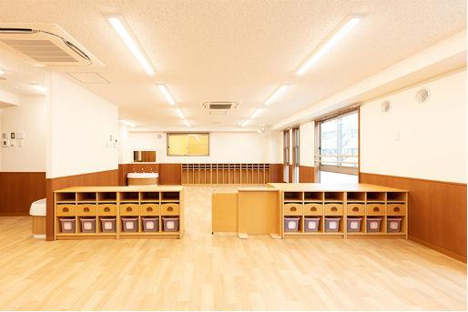 ほほえみ保育園(東京都江戸川区)