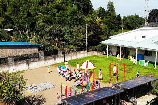 かこのこ保育園(埼玉県鶴ヶ島市)