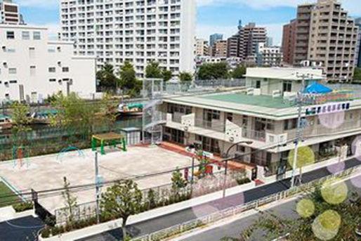 小名木川保育園(東京都江東区)