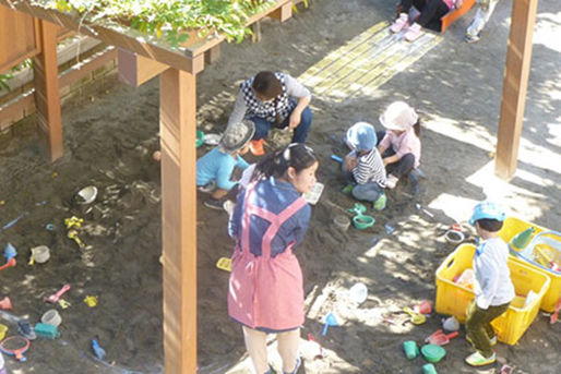 経堂保育園(東京都世田谷区)