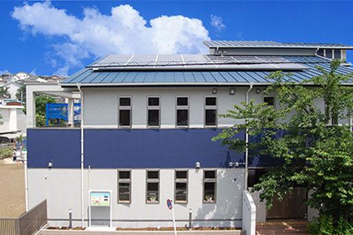 青葉フレール保育園(神奈川県横浜市青葉区)
