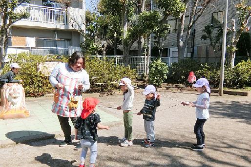 風の子保育園(東京都練馬区)