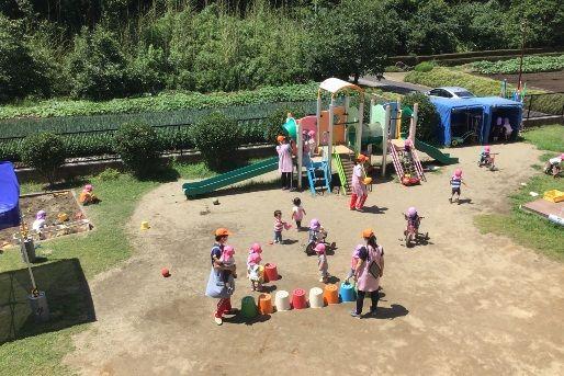 おおたかの森聖華保育園(千葉県流山市)