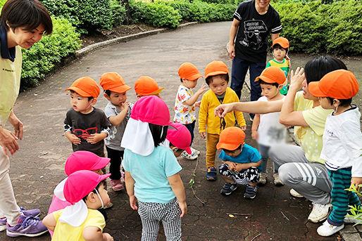 こじか保育園(東京都板橋区)