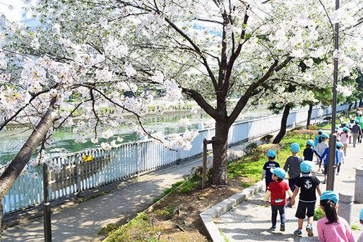 江東区白河かもめ保育園(東京都江東区)