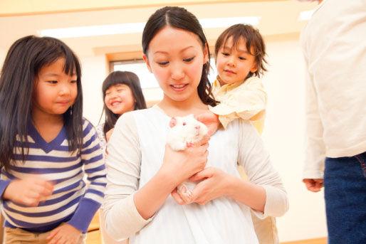 クロスハート湘南台二番館施設内保育所(神奈川県藤沢市)